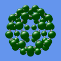 Ball & Stick Preview: Molecular model / crystallographic structure model viewer